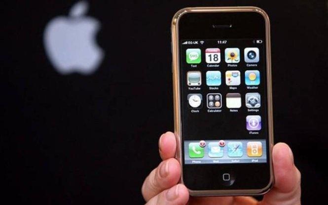 8. iPhone (2007)