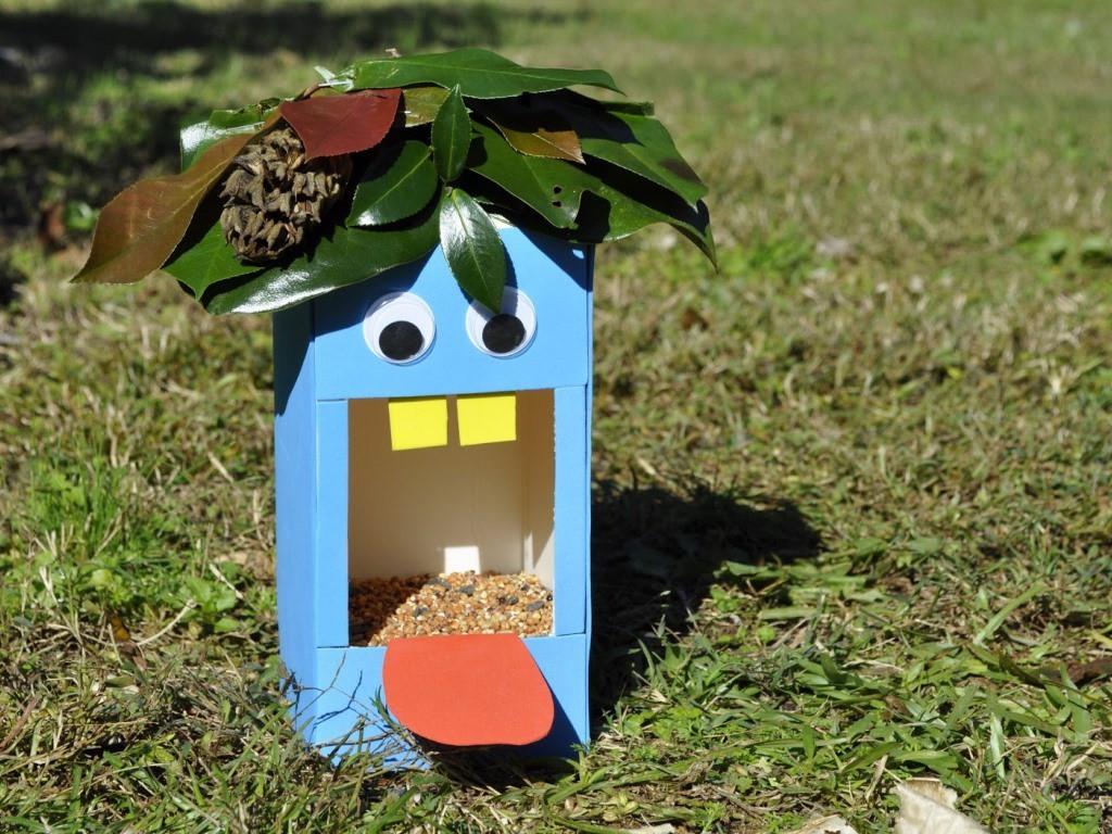 украшение для детского сада своими руками из подручных материалов фото