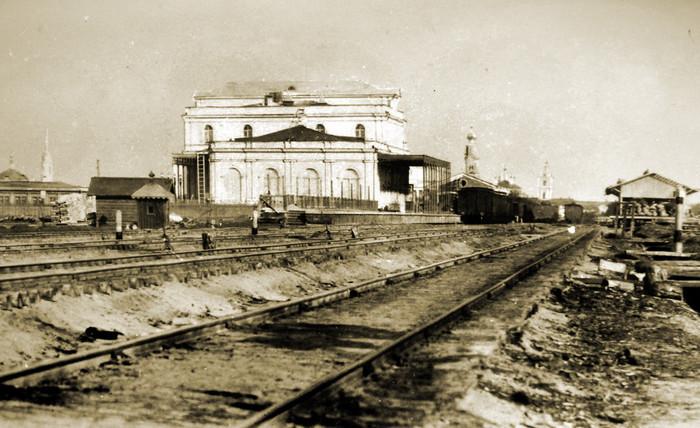 жд вокзал мичуринск уральский фото