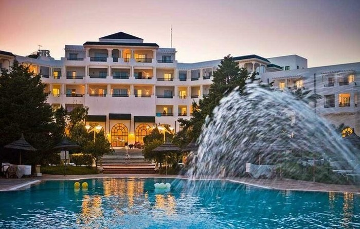 Royal Kenz Hotel Thalasso & Spa